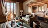Les Chalets du Mont d'Arbois, Megève, A Four Seasons Hotel : Chalet Noemie - Suite Edmond