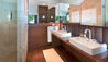 Shoestring : Master Bathroom