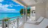 Blue Lagoon : Guest Suite Balcony