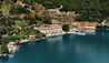 Villa d'Este : Aerial View From Lake Como