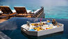 OZEN RESERVE BOLIFUSHI : Floating Breakfast