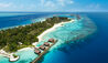 OZEN RESERVE BOLIFUSHI : Aerial View of Spa