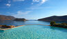 Domes of Elounda, Autograph Collection : View of Spinalonga Island from Pool