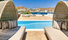 Santa Marina, a Luxury Collection Resort, Mykonos : Villa Crystal 101 - Pool