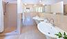 Jamoon, Sandy Lane Estate : Guest Bathroom