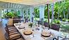 Jamoon, Sandy Lane Estate : Dining Terrace