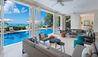 Kiko : Living Area with Pool View