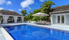Tradewinds, Sandy Lane Estate : Private Pool