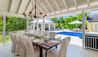 Tradewinds, Sandy Lane Estate : Alfresco Dining