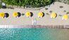 Porto Zante Villas and Spa : Private Beach
