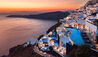 Grace Hotel Santorini, Auberge Resorts Collection : Exterior at Night