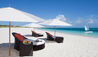 Wymara Resort and Villas : Beach Beds