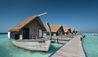COMO Cocoa Island : Dhoni Water Villa