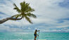 COMO Maalifushi : Stand Up Paddle Boarding