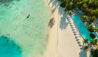 COMO Maalifushi : Pool and Beach Aerial