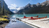 Rocky Mountaineer : Lake Louise