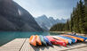 Rocky Mountaineer : Moraine Lake