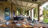 Villas at Borgo Pignano : Villa La Fonte Veranda