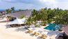 OZEN RESERVE BOLIFUSHI : Main Pool and Beach