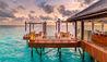 OZEN RESERVE BOLIFUSHI : ORIGINE Restaurant Cabanas