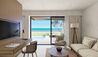 The Olivar Suites : Ionian Beachfront Suite with Private Pool