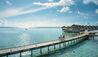 COMO Maalifushi : Water Villa Jetty
