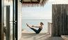 COMO Maalifushi : Water Villa Yoga