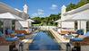 Rosewood Bermuda :  Spa Reflecting Pool