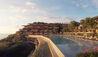 Six Senses Ibiza : Pool - Rendering