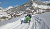 Sport Hotel Hermitage and Spa : Snow Mobiling