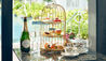 The Barracks Hotel Sentosa : The Living Room - Afternoon Tea