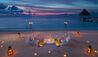 Waldorf Astoria Maldives Ithaafushi : Sunken Sand Dinner