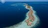Waldorf Astoria Maldives Ithaafushi : Aerial