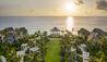 Waldorf Astoria Maldives Ithaafushi : Spa Garden Overview