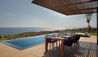 Six Senses Kaplankaya : Terrace of the Three Bedroom Residence with Pool