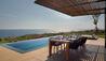 Six Senses Kaplankaya : Terrace of the Three Bedroom Residence with Pool