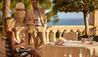 The St. Regis Mardavall Mallorca Resort : Alfresco Dining