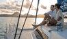 Shangri-La Le Touessrok Mauritius : Catamaran