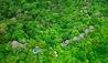Lapa Rios Lodge : Aerial