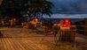 Lapa Rios Lodge : Dining Terrace