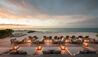 COMO Parrot Cay : COMO Beach Club Decking Night