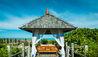 COMO Parrot Cay : Tiki Hut Lunch