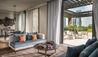 Four Seasons Hotel Bangkok at Chao Phraya River : River View Terrace Suite