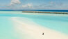 LUX South Ari Atoll : Sandbank