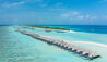 LUX South Ari Atoll : Aerial Romantic Water Villas