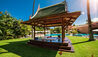 Hotel Botanico & The Oriental Spa Garden : Spa Outdoor Treatment Area