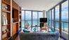The Setai, Miami Beach : Three Bedroom Ocean Front Suite