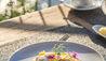 Les Suites Cliff Bay : Alfresco Dining