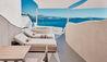 Mystique, a Luxury Collection Hotel, Santorini : Wet Allure Suite Outdoor Terrace