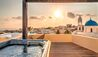Vedema, a Luxury Collection Resort, Santorini : Aegean Suite Jacuzzi